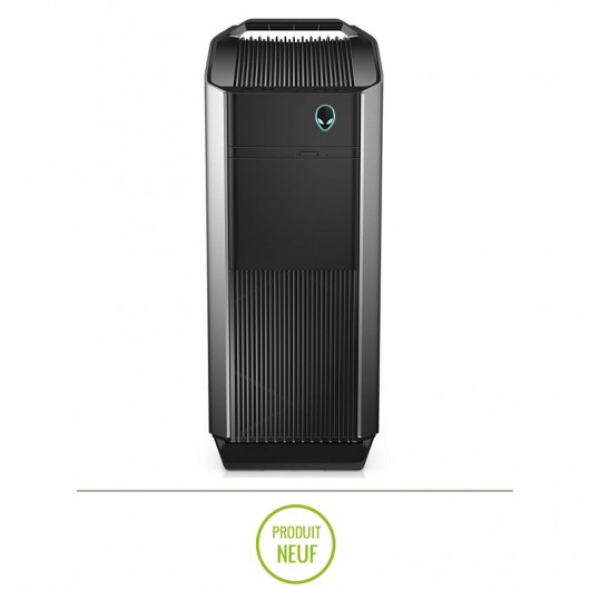 PC tour Dell Alienware Aurora R7